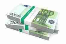 Beitragsbild 30000 Euro in Scheinen