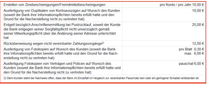 Screenshot 2 Oyak Anker Bank Kredit Preisverzeichnis Teil 2