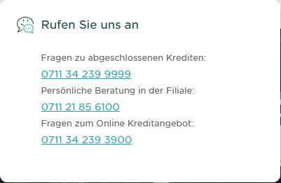 Creditplus Kundendienst